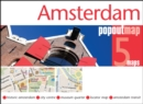 Amsterdam PopOut Map - Book