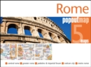 Rome PopOut Map - Book