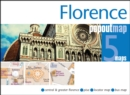 Florence Popout Map : Handy Pocket Size Pop Up City Map of Florence - Book