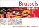 Brussels PopOut Map - Book