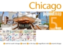 Chicago PopOut Map - Book
