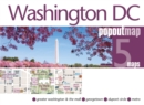 Washington DC PopOut Map - Book