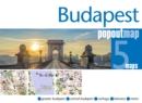 Budapest PopOut Map - Book