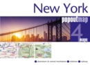 New York PopOut Map - Book