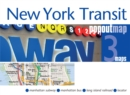 New York Transit PopOut Map - Book