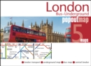 London Bus and Underground PopOut Map - Book