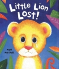 Little Lion Lost - Book