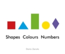 Shapes, Colours, Numbers - Book