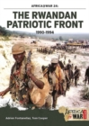 The Rwandan Patriotic Front 1990-1994 - Book
