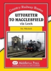 Uttoxeter to Macclesfield : Via Leek - Book