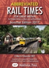 Abbreviated Rail Times for Great Britain : Principal Stations on Main Lines and Rural Routes - Book