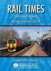 Rail Times For Great Britain : Winter Revision 2018 - Book