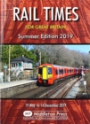 Rail Times For Great Britain : Summer Edition 2019 - Book