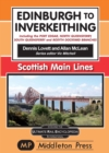 Edinburgh To Inverkeithing. : including The Port Edgar, North Queensferry And Rosyth Dockyard Branches. - Book