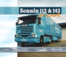 Scania 113 and 143 at Work - Book