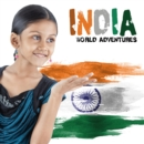 World Adventures: India - Book