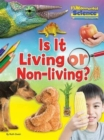 Fundamentals of Science Key Stage 1: Is it Living or Non-Living? - Book