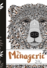 The Menagerie Postcards - Book