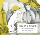 Dog On A Digger - Book