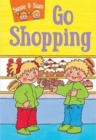 Susie and Sam Go Shopping - Book