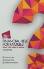 Financial Help For Families : What You Need To Know - Book