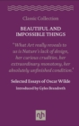 Beautiful and Impossible Things : Selected Essays of Oscar Wilde - Book