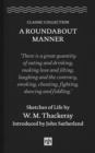 A Roundabout Manner : Sketches of Life - eBook