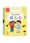 Wipe Clean Learning I Can Write: abc - Book