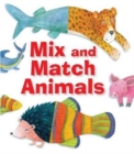Mix and Match Animals - Book