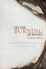 On the Burning of Books - Book