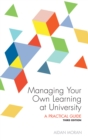 Managing Your Own Learning at University - Book
