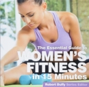WOMENS FITNESS IN 15 MINUTES - Book