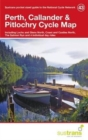 Perth, Callander & Pitlochry Cycle Map 43 : Including Lochs and Glens North, Coast & Castles North, the Salmon Run and 4 Individual Day Rides - Book
