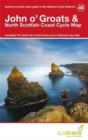 John O'groats & North Scottish Coast Cycle Map 48 : Including the North Sea Cycle Route and 2 Individual Day Rides - Book
