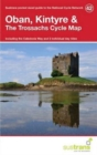 Oban, Kintyre & the Trossachs Cycle Map 42 : Including the Caledonia Way and 2 Individual Day Rides - Book
