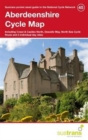 Aberdeenshire Cycle Map 45 : Including Coast & Castles North, Deeside Way, North Sea Cycle Route and 2 Individual Day Rides - Book