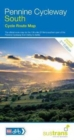 Pennine Cycleway South : Sustrans Cycle Map - Book
