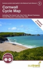 Cornwall Cycle Map 1 : Including The Camel Trail, Clay Trails, Mineral Tramways, Cornish Way and 4 individual day rides - Book