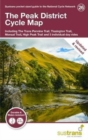 The Peak District Cycle Map 26 : Including The Trans Pennine Trail, Tissington Trail, Monsal Trail, High Peak Trail and 5 individual day rides - Book