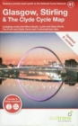 Glasgow, Stirling & The Clyde Cycle Map : Including Lochs and Glens South, Lochs and Glens North, The Forth and Clyde Canal and 3 individual day rides - Book