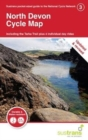North Devon Cycle Map : Including the Tarka Trail plus 4 individual day rides - Book