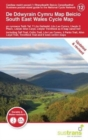 South East Wales Cycle Map : Including Taff Trail, Celtic Trail, Lon Las Cymru, 3 Parks Trail, Afon Lwyd Trail, Trevithick Trail and 8 town centre maps - Book