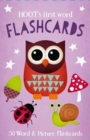 Hoot's First Word Flash Cards - Book