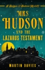 Mrs Hudson and the Lazarus Testament - eBook