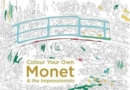 Colour Your Own Monet & the Impressionists - Book