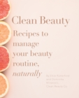 Clean Beauty - Book