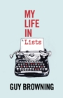 My Life in Lists - Book