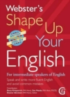 Webster's Shape Up Your English: For Intermediate Speakers of English, Speak and Write More Fluent English and Avoid Common Mistakes - Book