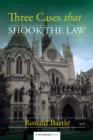 Three Cases that Shook the Law - eBook
