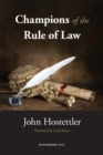 Champions of the Rule of Law - eBook